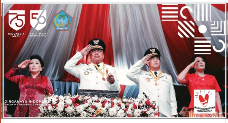 Pemprov Sulut Gelar Rapat Persiapan HUT RI, Tetap Mengacu pada Protap Covid-19
