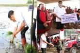Gubernur Olly Canangkan Gerakan Percepatan Olah Tanah di Minahasa