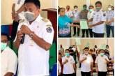 Gubernur Olly Serahkan Sebanyak 1.400 Sertifikat Tanah Program PTSL untuk Eks Transmigran di Bitung