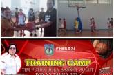 Tim Basket Putra PON Sulawesi Utara Mulai Ditempa