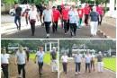 Sekprov Silangen: Tingkatkan Kinerja, Tetap Jaga Kesehatan dengan Berolahraga