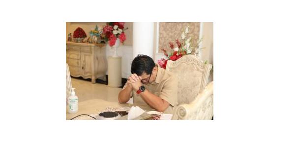 Wagub Steven Kandouw: Doa Orang Benar Besar Kuasanya