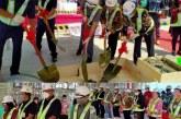 Manado, Gubernur Olly Berharap Proyek Tersebut Selesai Tepat Waktu