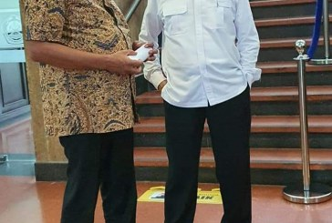 Gubernur Olly Sambangi Menteri ESDM, Konsultasi UU Minerba