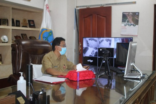 Sekprov Silangen Himbau Perangkat Daerah Sosialisasikan Kegiatan Pemprov
