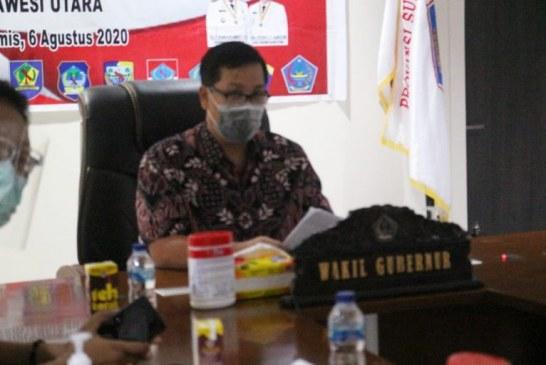 Wagub Kandouw Apresiasi Pemerintah Pusat, Pilih Sulut Jadi Pilot Project TPB-14