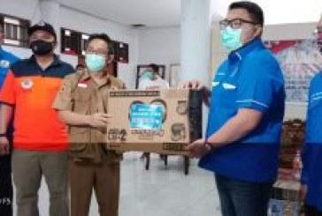 Turut Prihatin, Korpri-KNPI Sulut Kirim Bantuan untuk Korban Bencana Bolsel-Bolmong