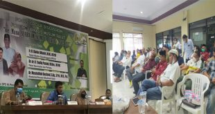 FGD 'Ke Mana Suara Muslim di 9/12?', Senator Djafar Alkatiri: Saya Istiqomah Bersama Umat