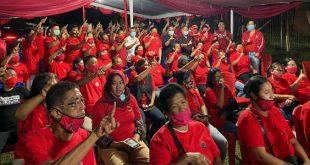 Banteng Kairagi Dua Siap Kawal Olly-Steven dan AA-RS Pilkada Serentak 9 Desember 2020