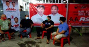 Komunitas Driver Online Siap Menangkan AA-RS di Pilkada Manado