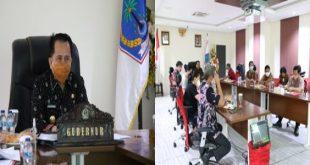 Pjs Gubernur Fatoni Bertekad Pertahankan Sulut Nomor Satu Pencegahan Korupsi