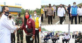 Pjs Gubernur Fatoni Resmi Buka Operasional Jalan Tol Manado-Bitung, Pastikan 2 Minggu Gratis