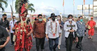 Bunaken Masuk Cagar Biosfir UNESCO, DPD RI Dorong Pariwisata Sulut