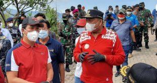 Gubernur Olly: Manado Pusat Ekonomi Sulut, tak Boleh Kotor!