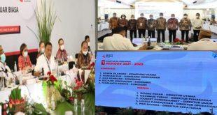 RUPS Tahunan PT Bank Pembangunan Daerah Sulawesi Utara Gorontalo (BSG)