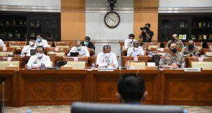 Berikan Bantuan Hukum Gratis bagi Masyarakat Miskin, Kemenkumham Ajukan Anggaran kepada Komisi III DPR RI