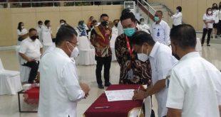 Pemprov Setujui Eks Kantor DPRD Sulut Digunakan DPRD Manado