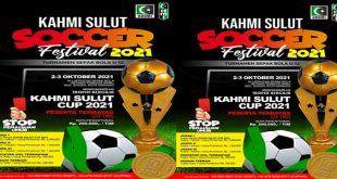 FESTIVAL U-12 KAHMI SULUT CUP, 24 Tim Siap Tarung