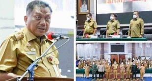 Gubernur Olly Dondokambey Buka Musrenbang RPJMD Kota Manado Tahun 2021-2026